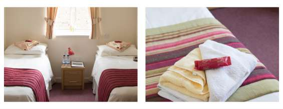 Comfortable and pleasant accommodation in ludlow, shropshire