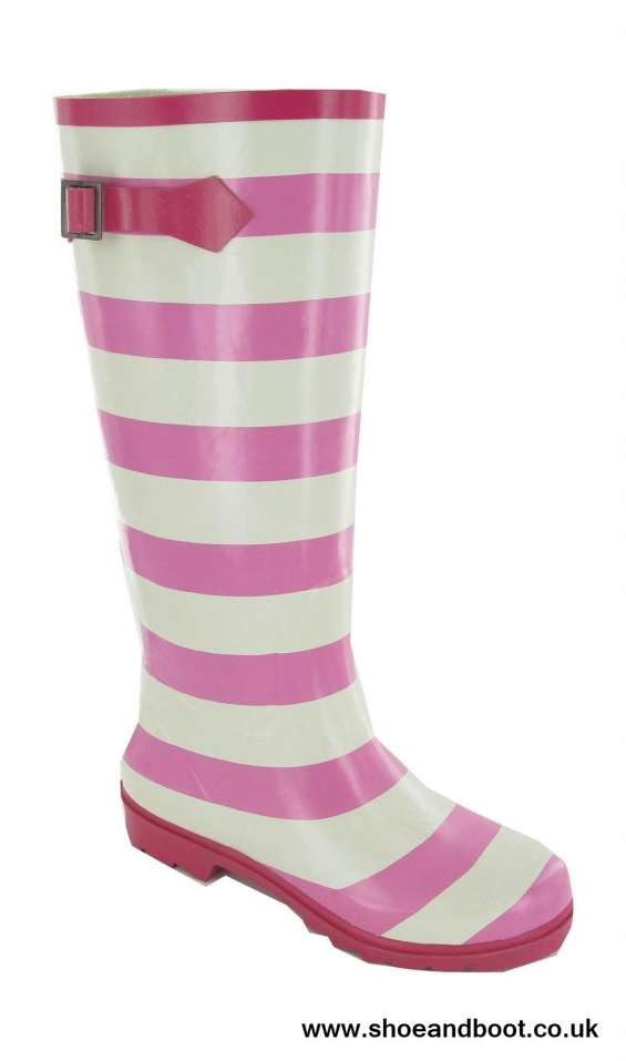 Five elegant wellington boots for ladies
