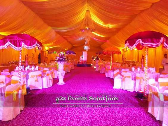 A2z events solutions is a leading name in the field of any type of events
