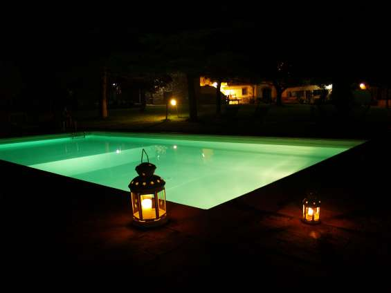 Holidays in tuscany at farmhouse la loccaia with swimming pool