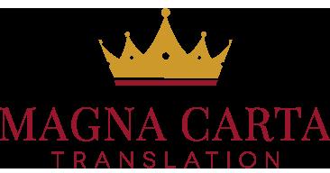 Legal translation - magna carta translation