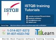 Istqb certification training course online