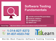 Software testing basics online