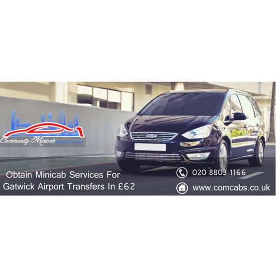 Avail cheap airport transfer services for gatwick