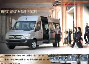 Enjoy your vacations with best way minibuses