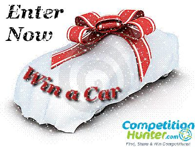 Enter and win a car with best online competitions!