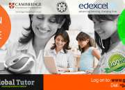 Live Online Tutoring for Math & Science