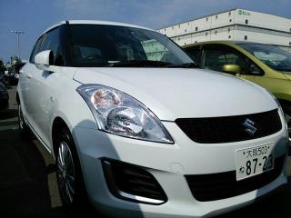 2014 used suzuki swift hatchback for sale in japan