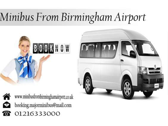 Book a minibus now and embark on a comfortable journey
