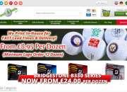 Golf logo balls | printed golf balls