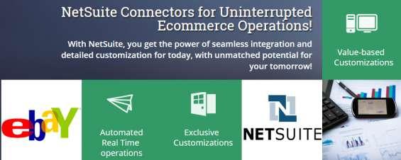 Netsuite webdesign & ecommerce services.