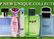 Wholesale bulk perfumes supplier in usa