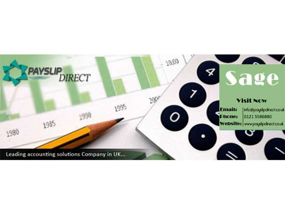 Get high quality payslips with sage software