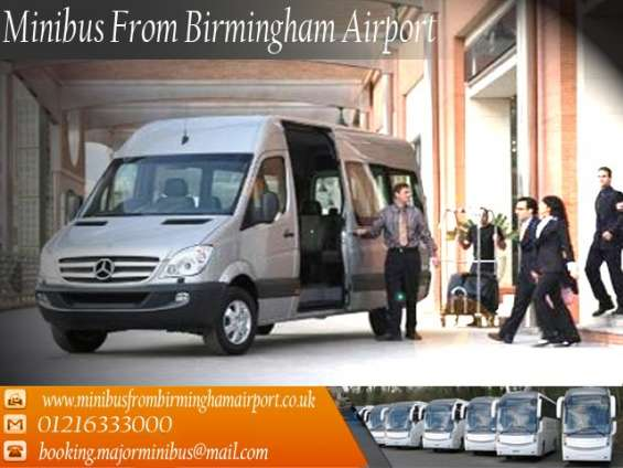 Save money on airport transfers from birmingham airport
