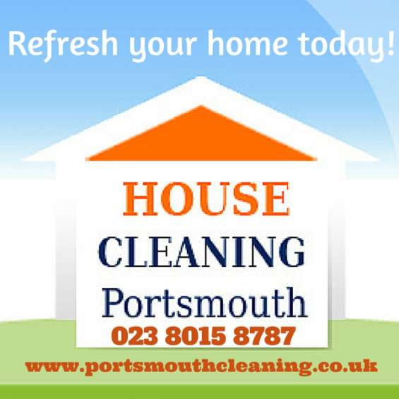 Portsmouth cleaning services