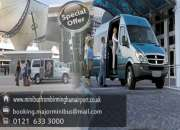 Cheap and comfortable transport in city of birmingham with us