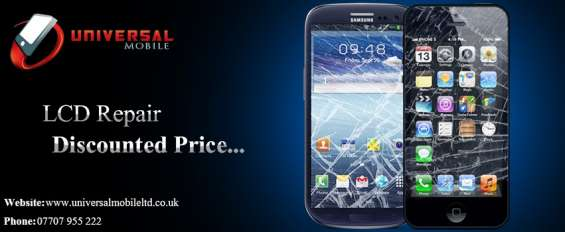 Get your lcd repaired at cheap prices