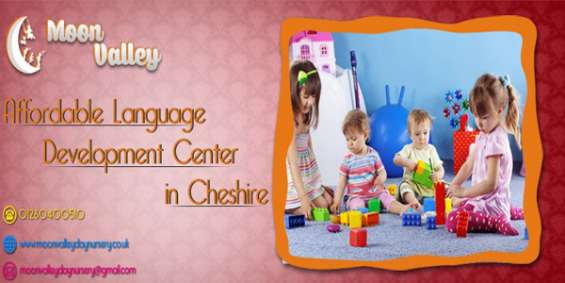 Affordable language development with moon valley nursery