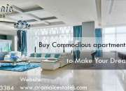 Make Your Dreams Come True and Buy Spacious Apartments in Dubai