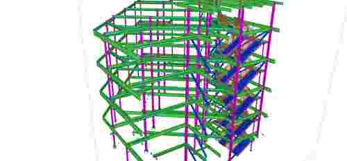 Structural steel detailing & fabrication shop drawings?