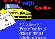 Get official car theory test online in  uk| drive with caution
