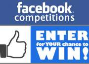 Enter and Win Facebook Competitions in UK!