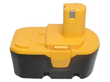 Ryobi bpp-1820 cordless drill battery