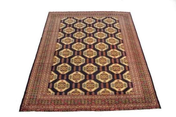 Buy traditional persian torkaman rug 12.2x9.9