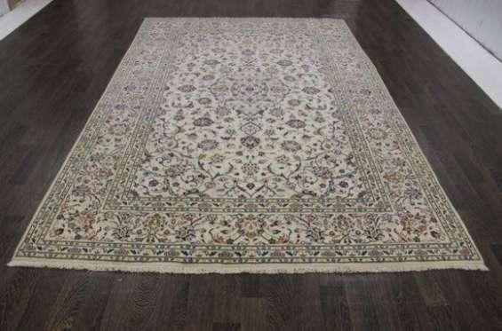 Buy traditional persian kashan rug 10.1x6.5