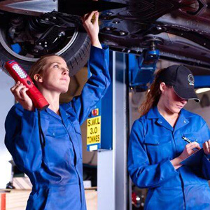 Mot tester, mot training, institute of the motor industry, fast path training / fast trac