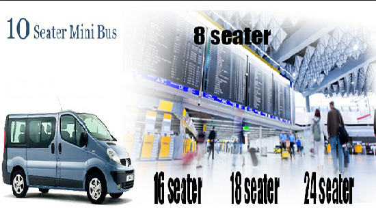 Stansted airport minibus transfers - bestminicab.co.uk