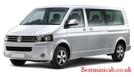 Luton airport minibus hire service - bestminicab.co.uk