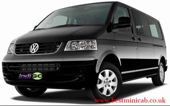 Luton airport minicab hire