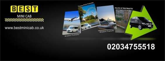 Stansted airport taxi hire - bestminicab.co.uk