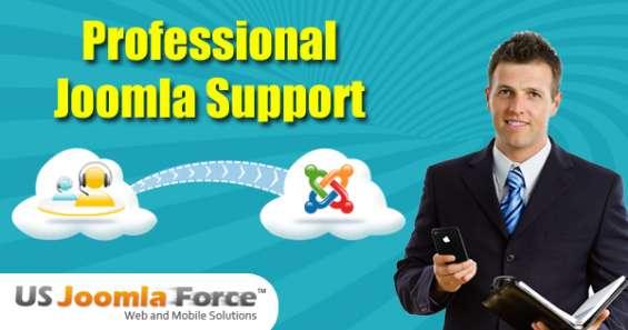 Joomla website design & development company in texas - us joomla force