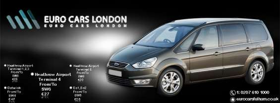 Hire affordable and luxurious minicabs in fulham