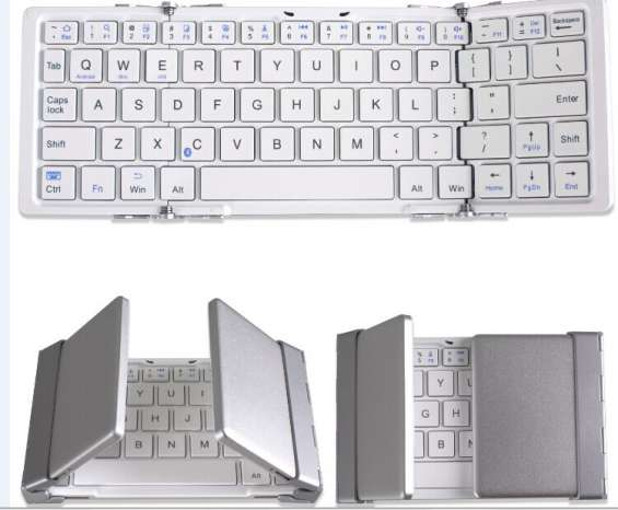 Brand new wireless bluetooth keyboard for various operating systems