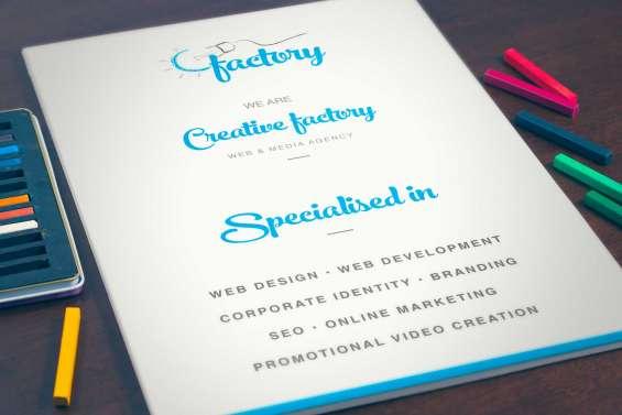 Web designing company in london