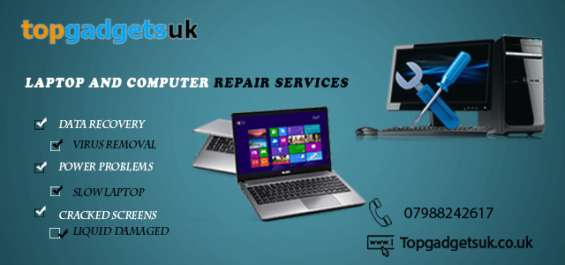 Fix your laptops and computers with our repair service in cheap rates.