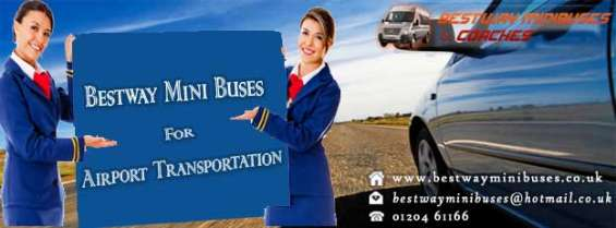 Cheap minibuses and hi aces for airport transfer