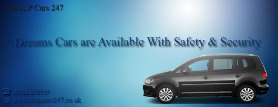 Now you can travel in a dream car on hiring our minicab vehicles
