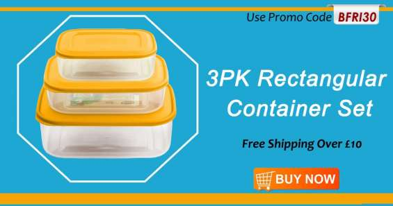 Best quality food containers at low price only at shop4pound