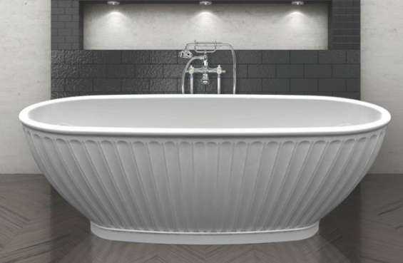 Buy for bc designs casini solid surface thinn bath online