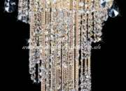 Eye-catching Appearance With Waterfall Crystal Chandelier