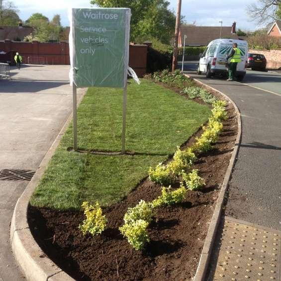 Grounds maintenance cheshire