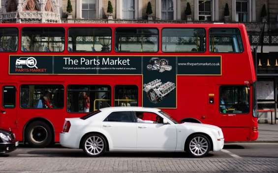 Car front body parts london
