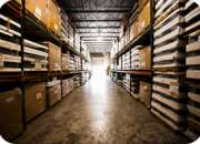 Implementing warehouse management software