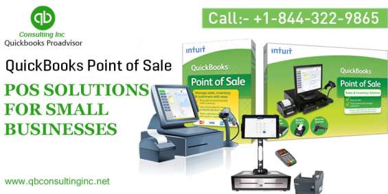 Quickbooks point of sale support number +1 844 322 9865
