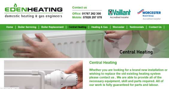 Want to buy efficient combi boiler in potton, call now! 01767262300