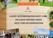 Places to stay west cork at Liss Ard Country House Estate.